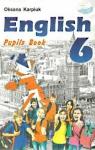 Англійська мова 6 клас {ГДЗ/відповіді} (Карп'юк О.Д.) [2014]