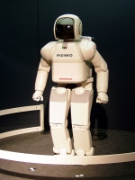 Usage of computer robotics automated systems in industry and life of Japan